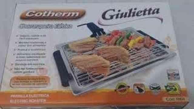 Churrasqueira Elétrica Giulietta - Cotherm - 220v