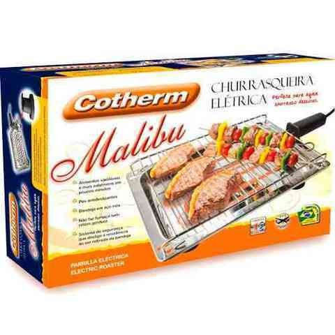 Churrasqueira Elétrica Malibu - Cotherm - 220v