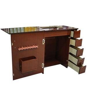 Gabinete para Máquina de costura doméstica Luxo