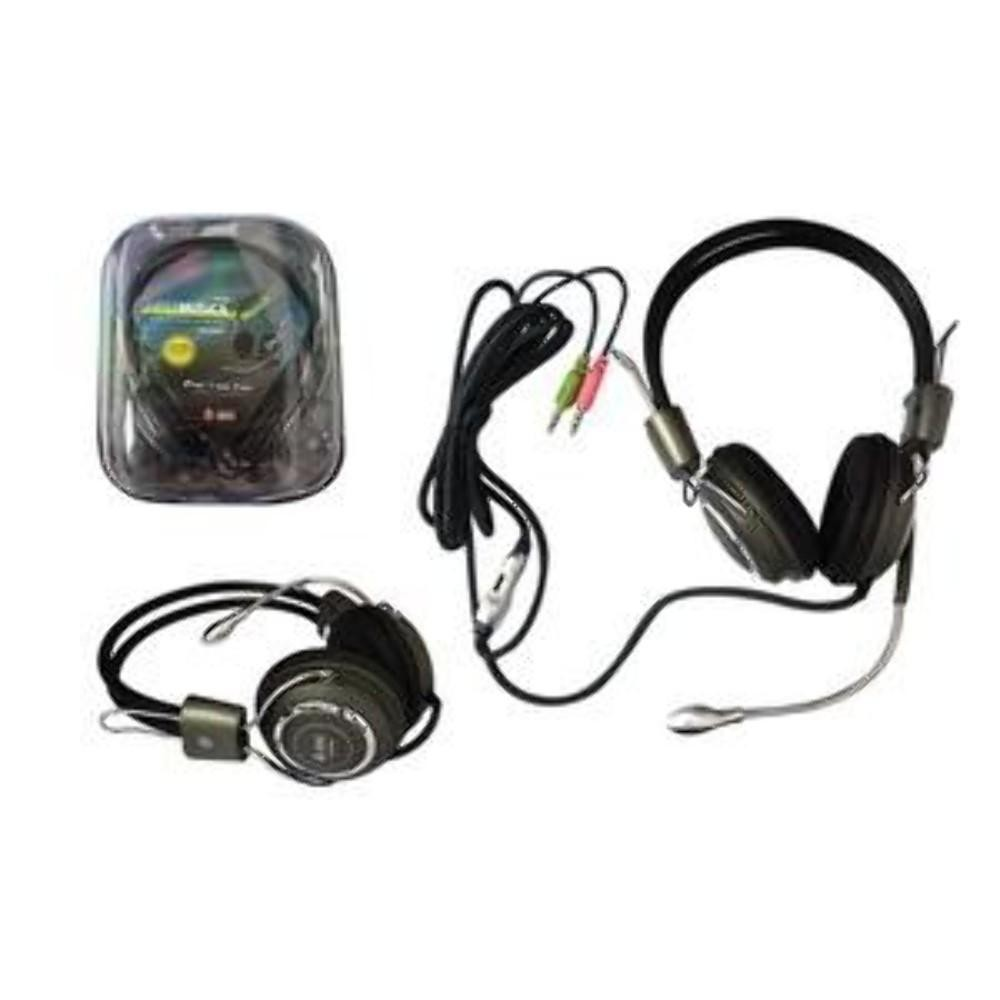 Headphone Com Microfone Hiper Musica Hm-650Mv