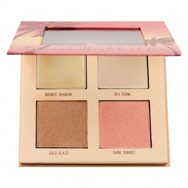 Iluminador Sunset Highlighter Dark