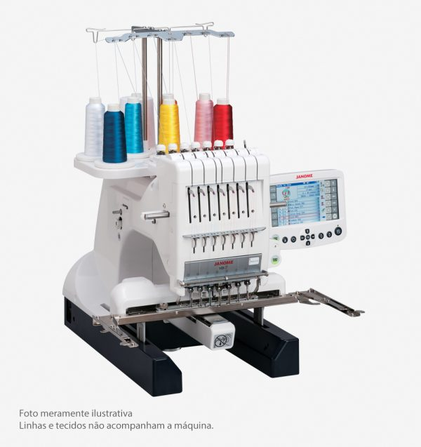 Máquina de Bordado Industrial JANOME MB7