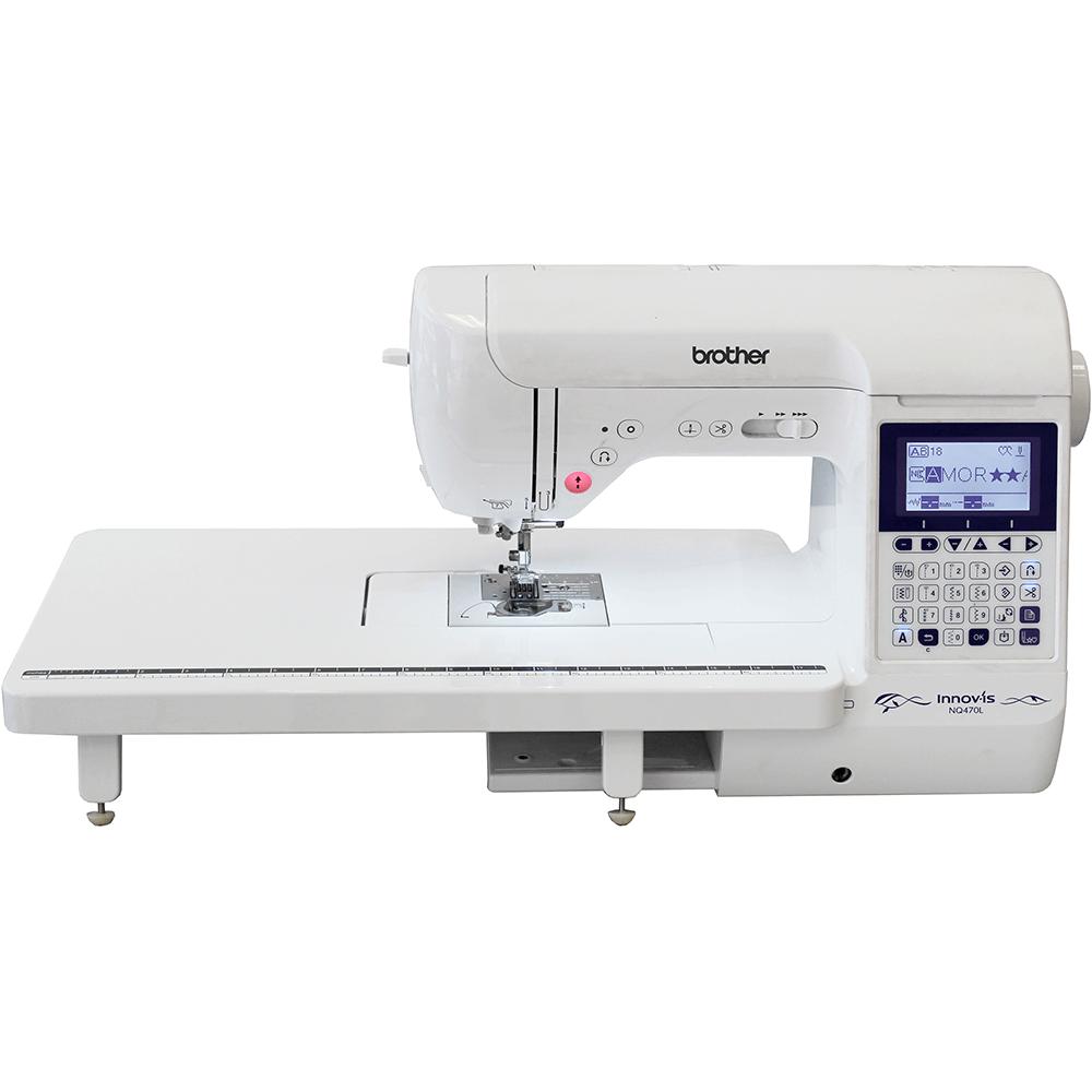 Máquina de Costura Doméstica Brother NQ470L Bivolt