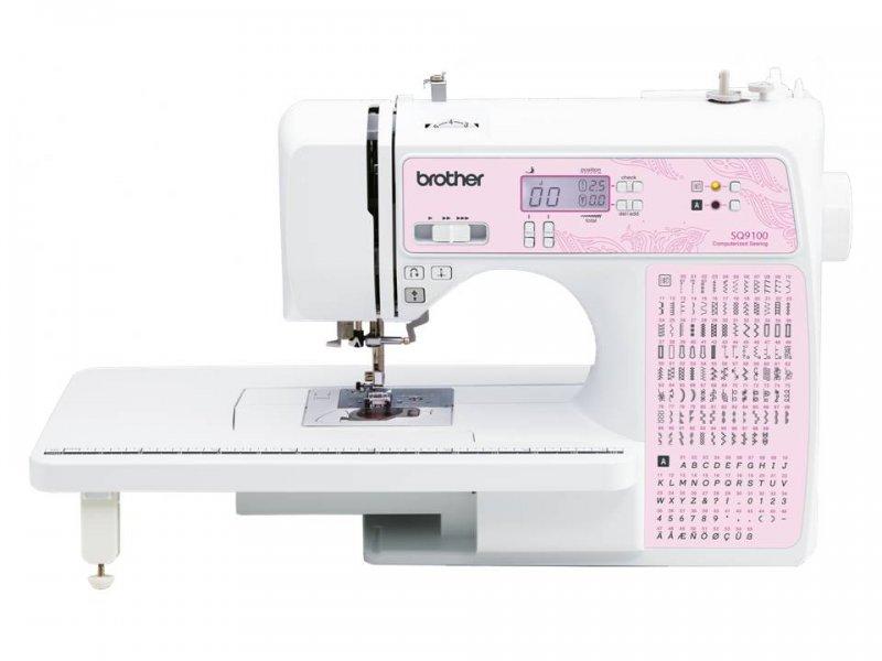 Máquina de Costura Doméstica BROTHER SQ9100DV