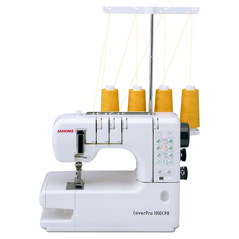 Máquina de Costura Doméstica JANOME 1000CPX