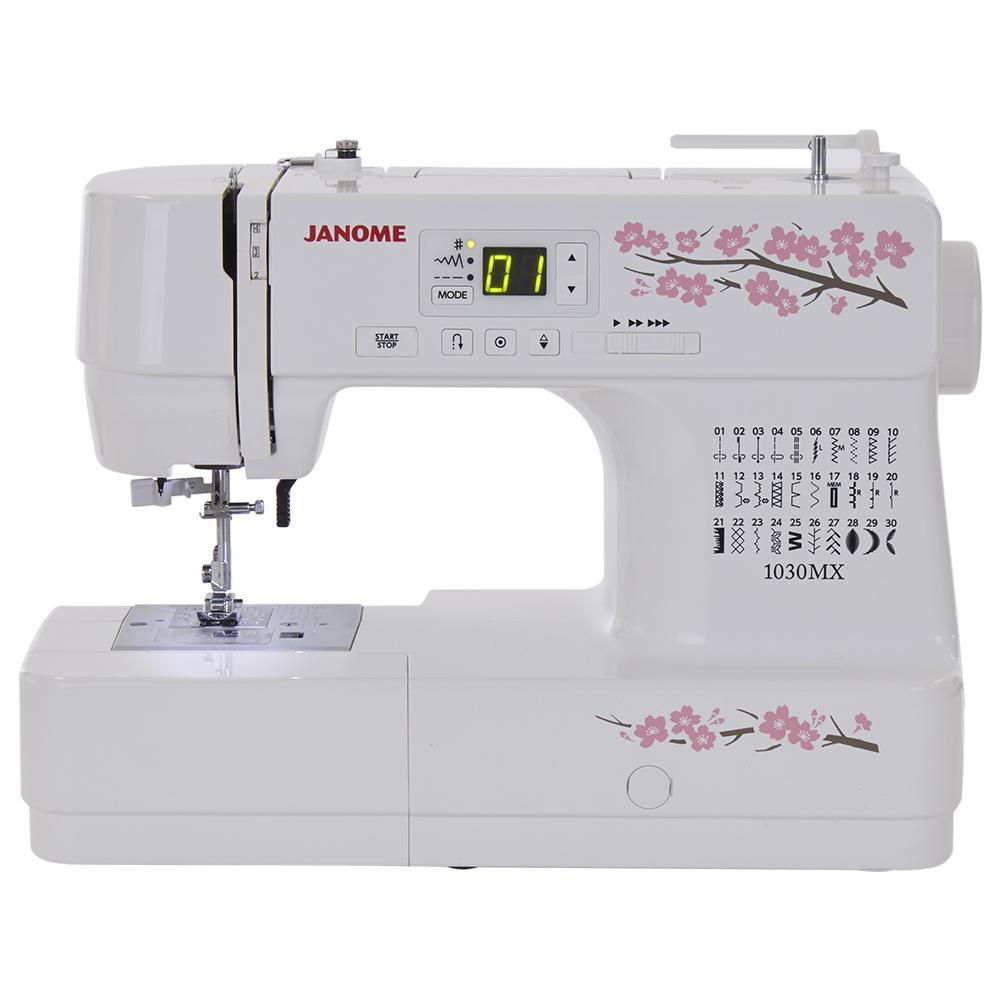 Máquina de Costura Doméstica Janome 1030MX