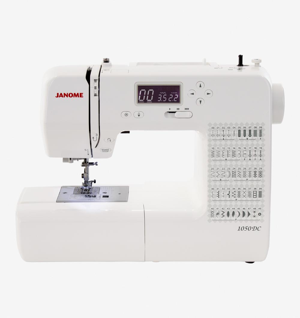 Maquina de Costura Domestica Janome 1050dc