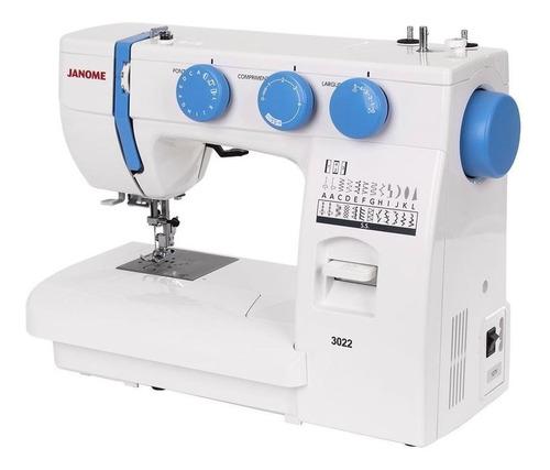Maquina de Costura Doméstica Janome 3022 220V