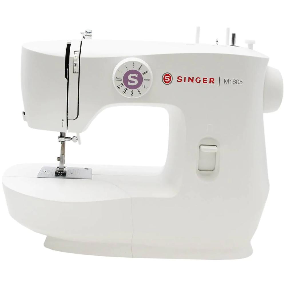 Máquina de Costura Doméstica SINGER M1605 220V