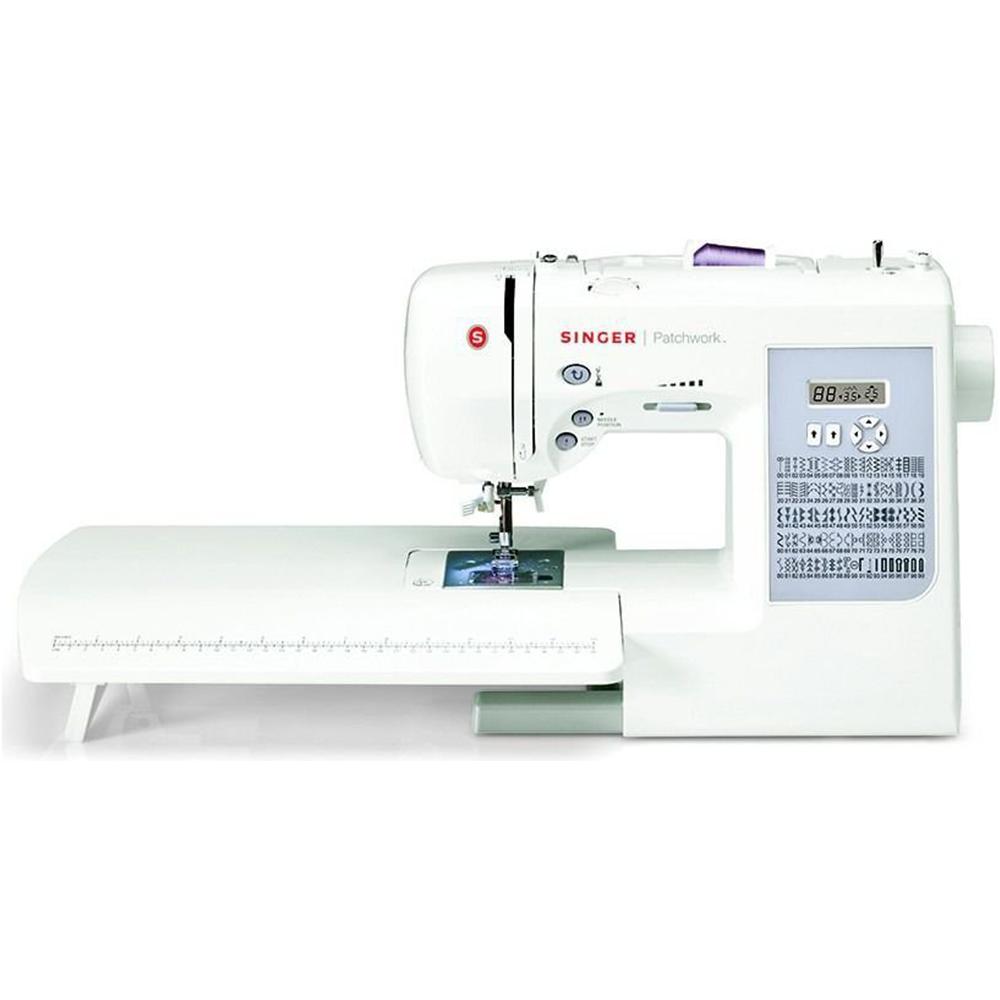 Máquina de Costura Dómestica SINGER Patchwork 7285 220V