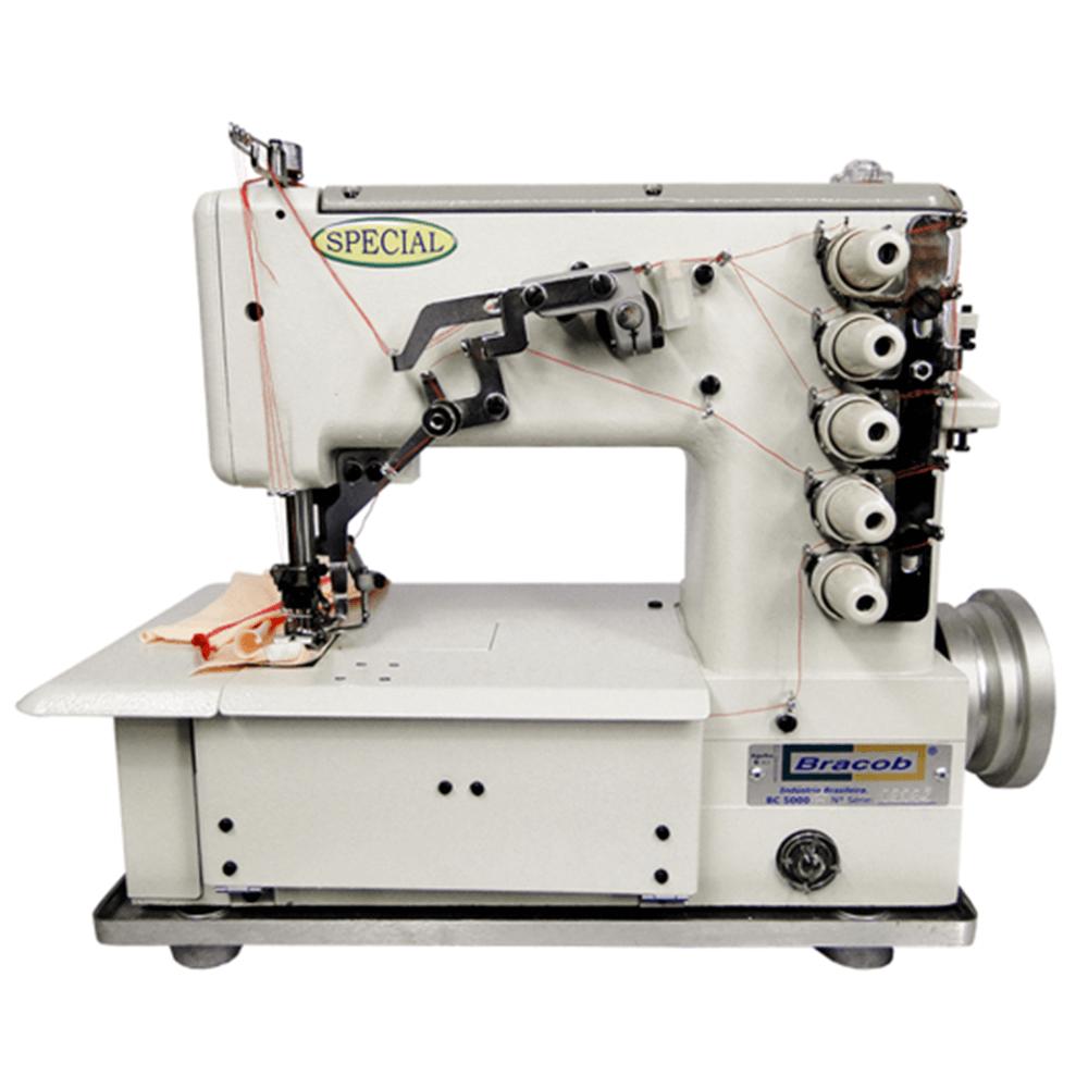 Máquina de Costura Galoneira BRACOB bc5000