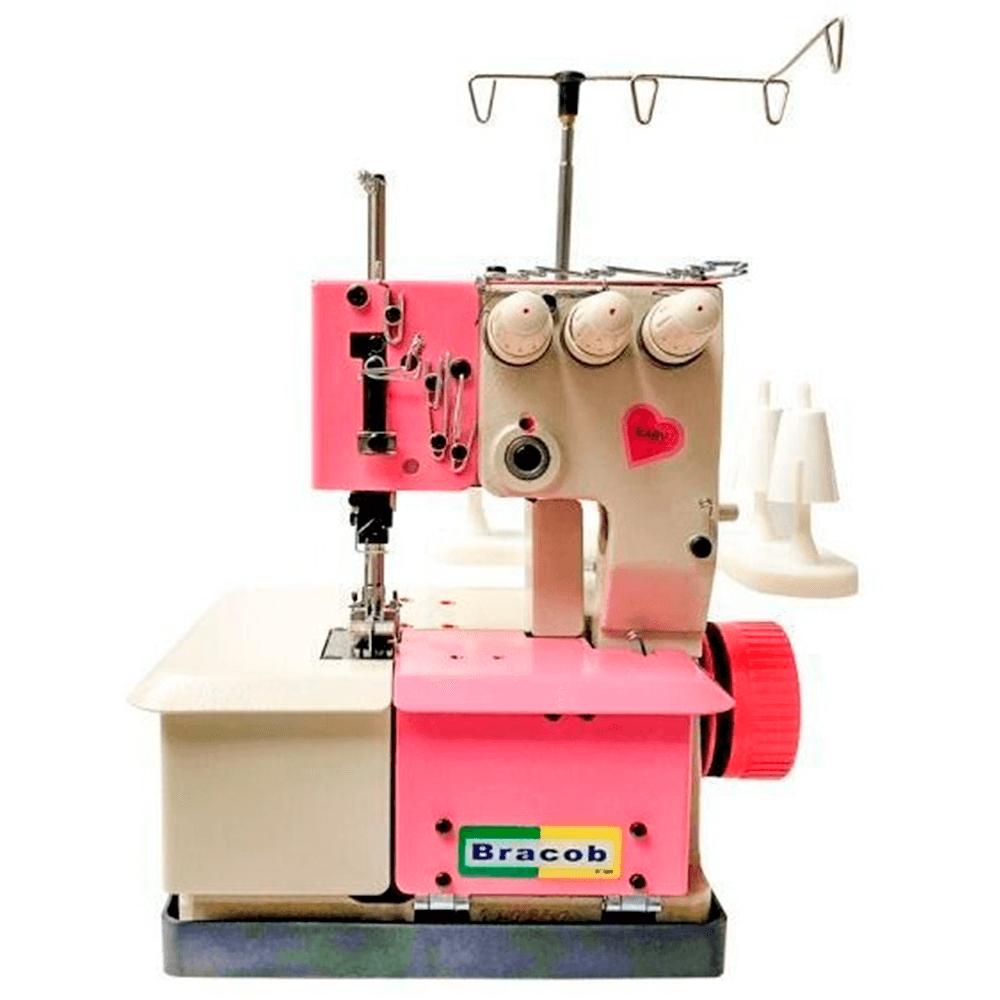 Máquina de Costura Galoneira BRACOB BC 2600 Baby