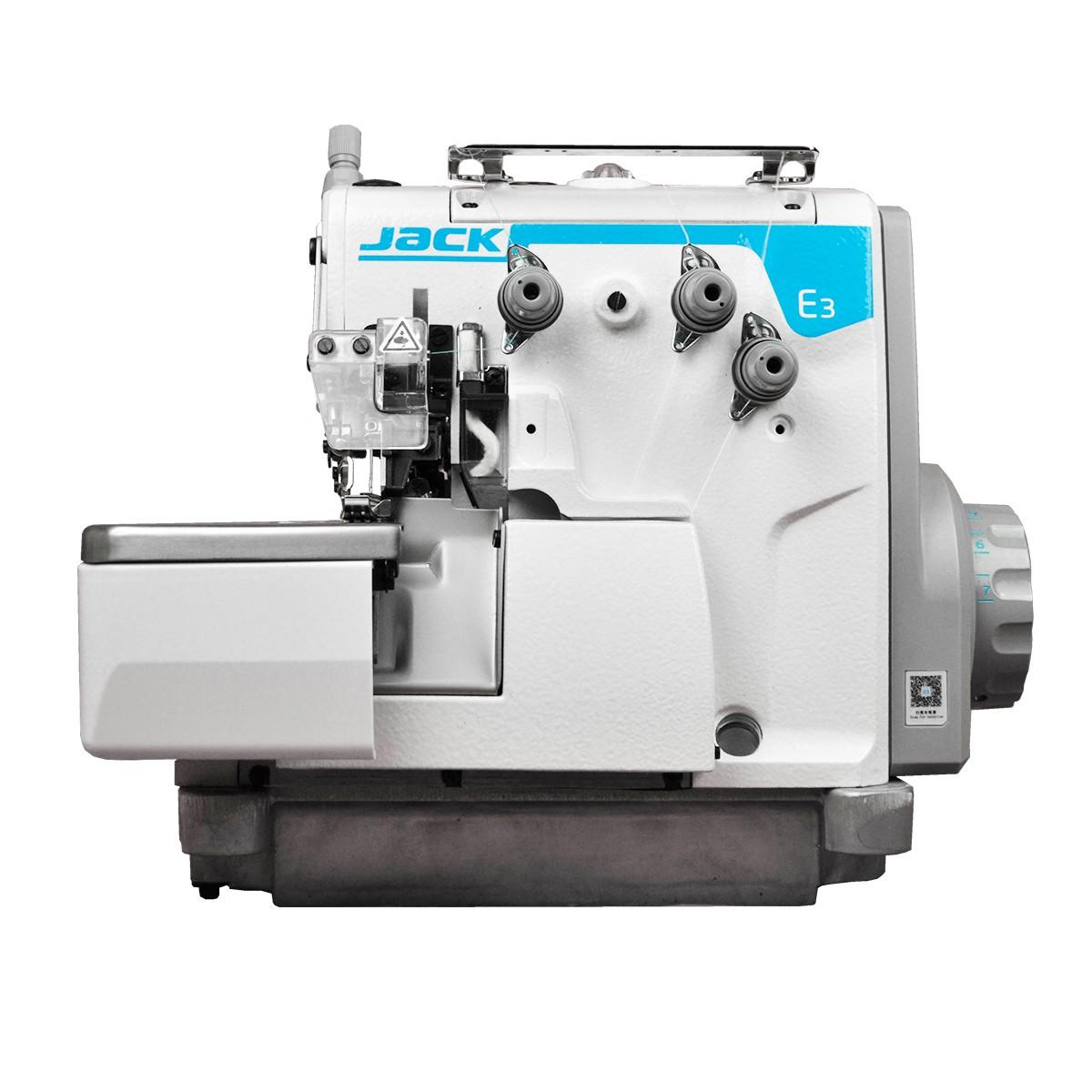 Maquina de Costura Industrial Overlock Jack E3-3-M2-04 220V