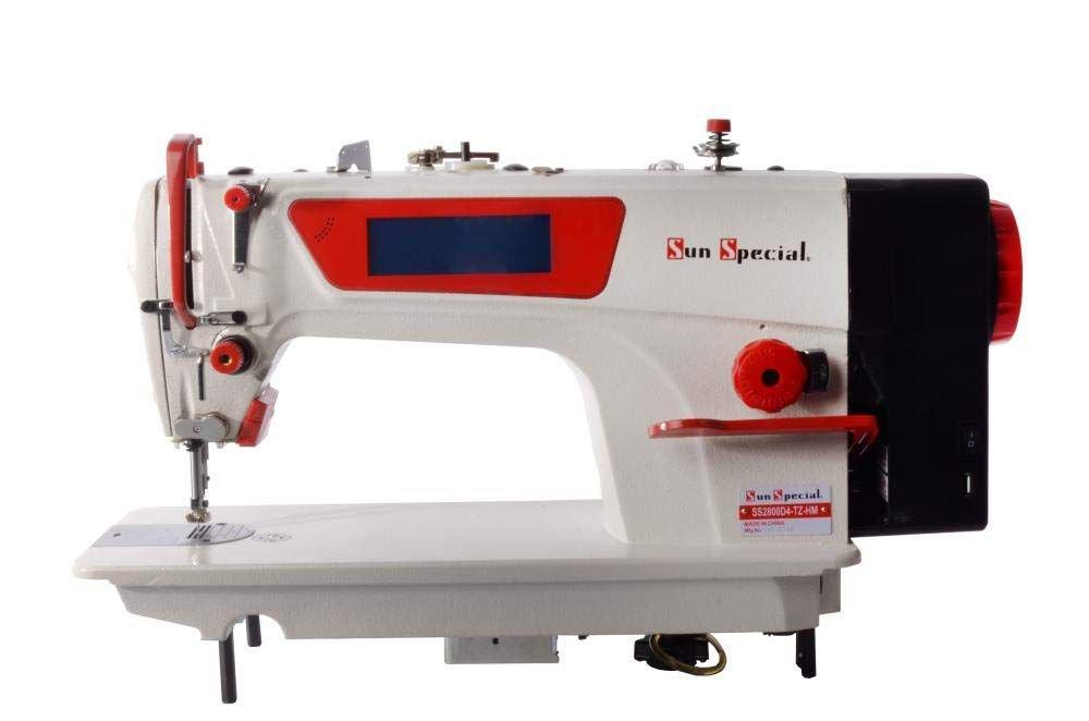 Maquina de Costura Industrial Sun Special SS2800D4-TZ-HM