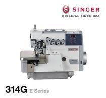 Maquina de Costura Interlock Singer Direct Drive 314G251M + MESA