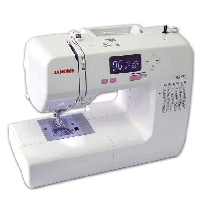 Máquina de Costura 2018DC Janome