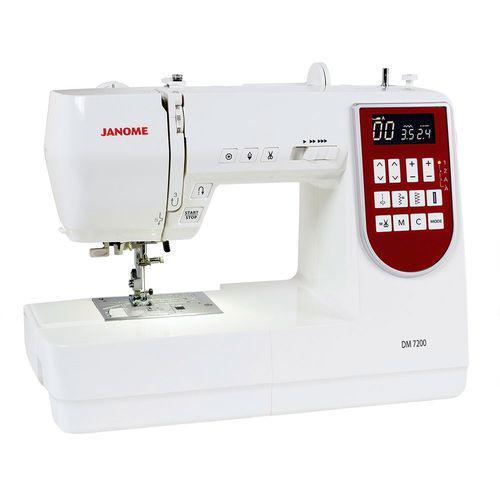 Máquina de Costura DM7200 Janome