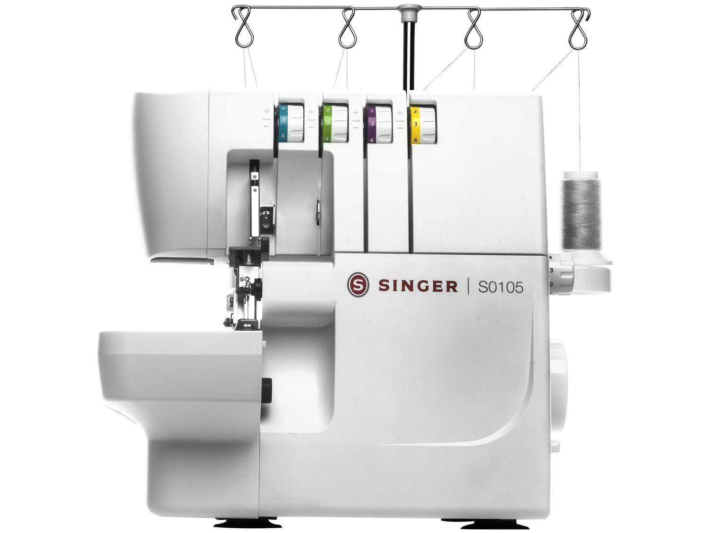 Maquina de Costura Overlock Singer S0105 220V