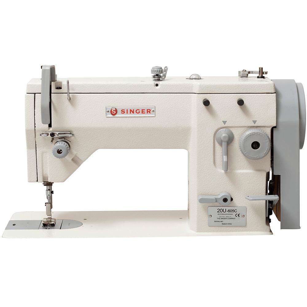 Máquina de Costura Reta e ZigZag SINGER 20U