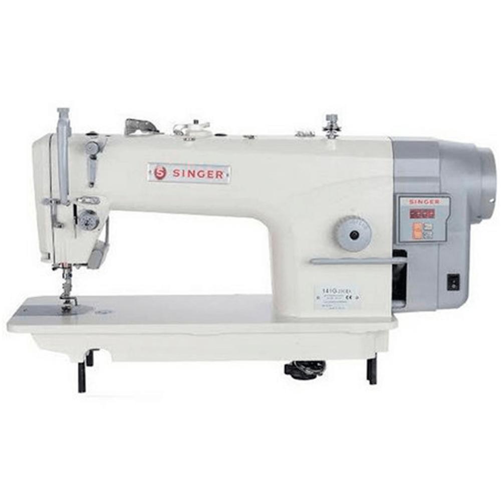 Máquina de Costura Reta SINGER 141G Com Corte De Linha 220V