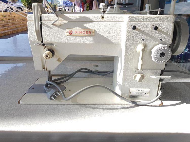 Maquina de Costura Semi-Industrial SINGER 20U Semi-Nova