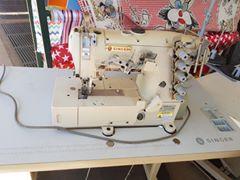 Maquina de Costura Semi-Nova GALONEIRA SINGER