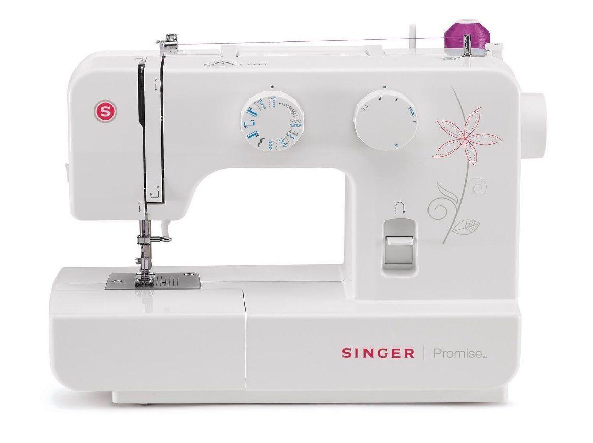 Máquina De Costura Singer Promisse 1412