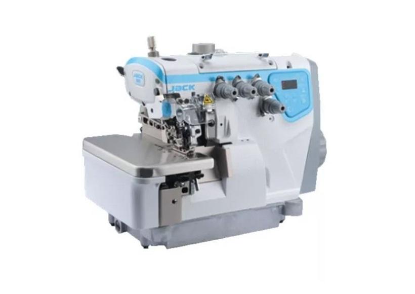 Maquina Industrial Overlock Ponto Cadeia Jack E3-4