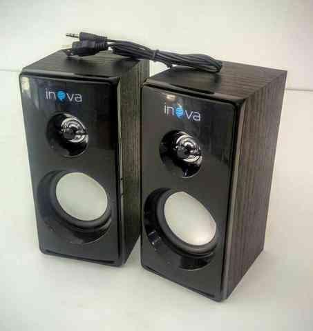 Multi mini caixa de som inova (Rustica)