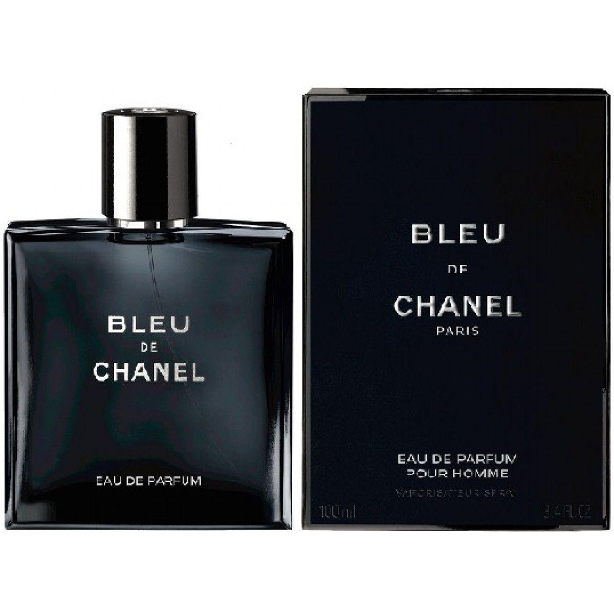 Perfume Bleu de Chanel Chanel Eau de Toilette Masculino 100 ml