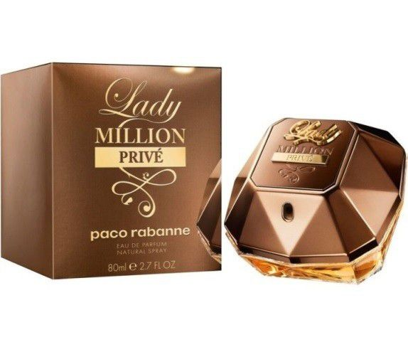 Perfume Lady Million Privé Paco Rabanne Feminino edp 50ml