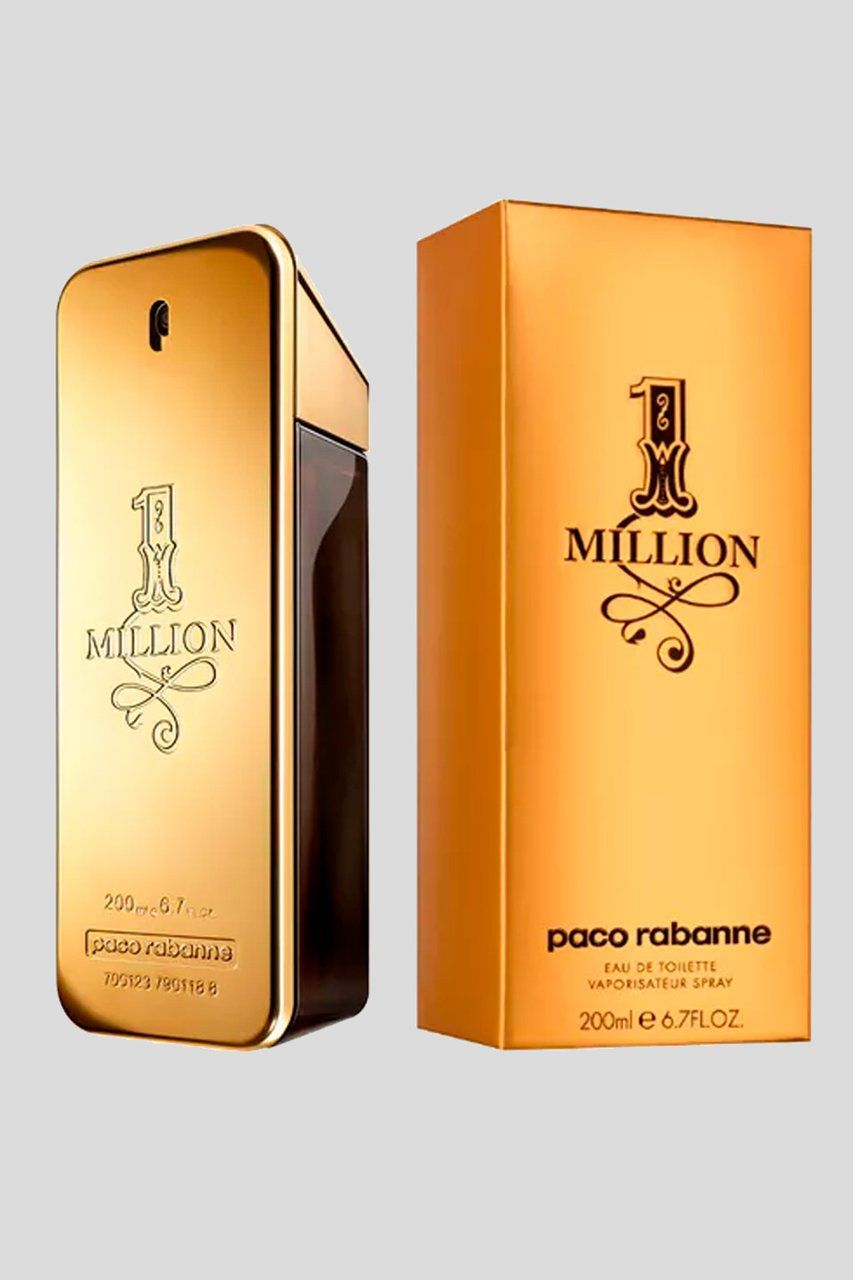 Perfume Million Paco Rabanne 200ml