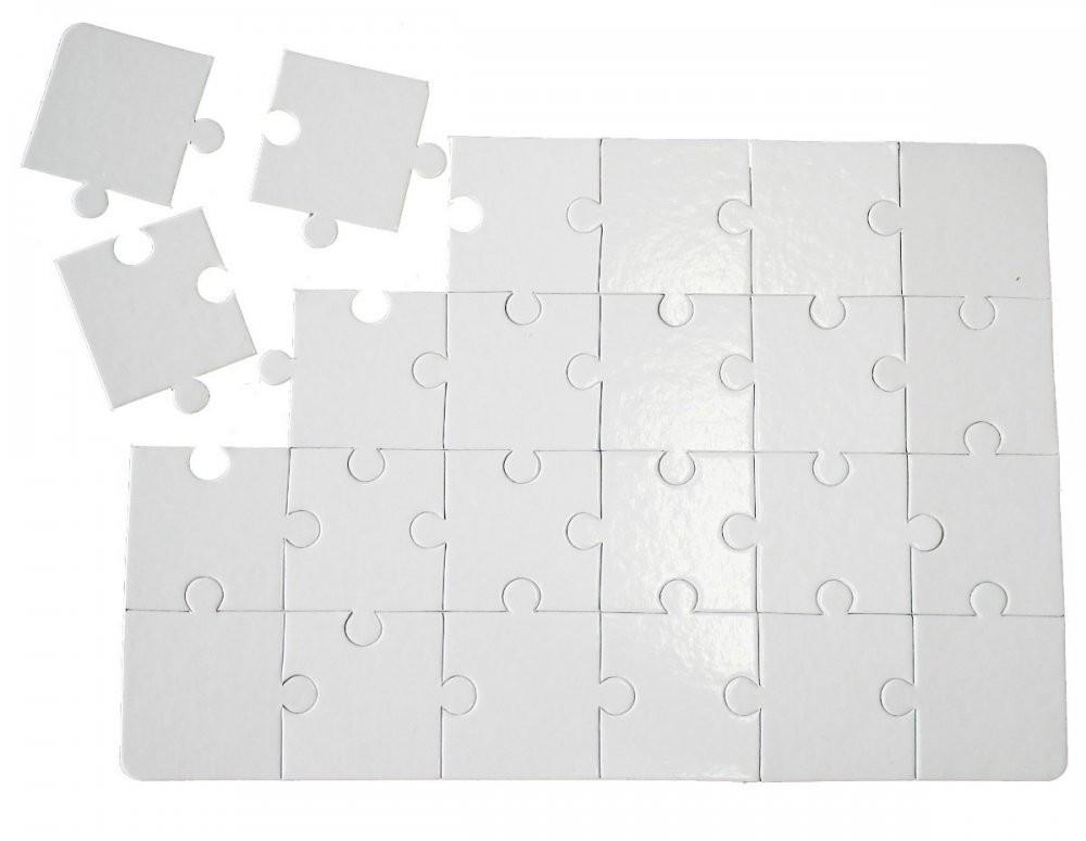 Quebra-cabeça 16 peças para Sublimação