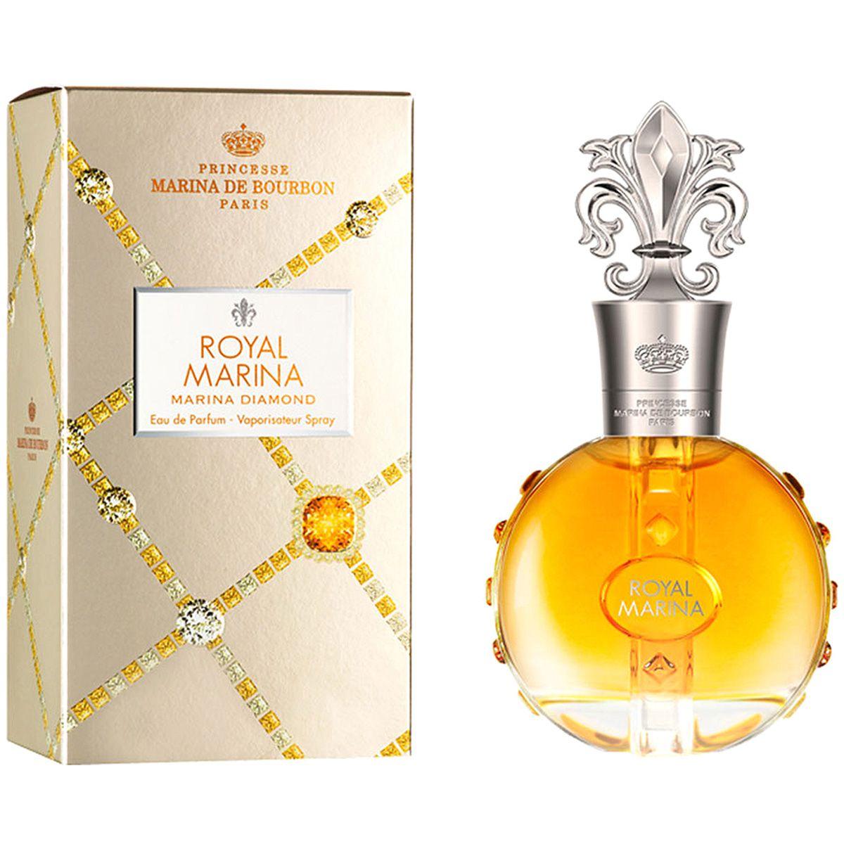 Royal Marina Diamond Perfume Feminino - Eau de Parfum