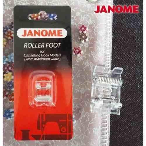 Sapata Sapatilha Calcador de Rolete Janome Original