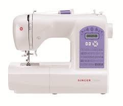 Máquina de Costura eletrônica de uso doméstico-Starlet 6680 Singer