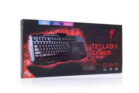 Teclado Gamer Pisc Fighter