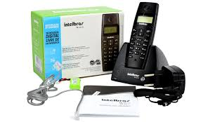 Telefone Residencial Uso Domestico intelbras