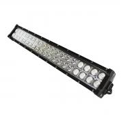 FAROL DE MILHA BARRA LED 40 LEDS BIVOLT 120W
