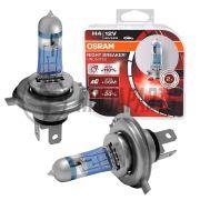 LAMPADA H4 110% + LUZ 60/55W 12V