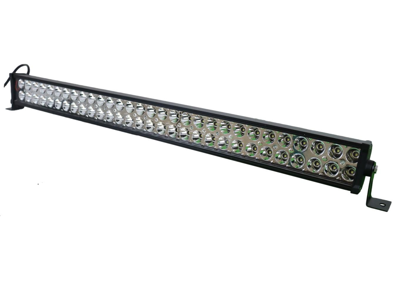 FAROL DE MILHA BARRA LED 60 LEDS BIVOLT 180W