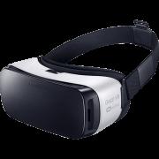 Samsung Gear VR SM-R322 óculos de realidade virtual em 3D Branco