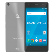 Smartphone Quantum Go 3g 16gb Steel Grey Octacore 2gb Ram Câmera 13mp - 24mp Tela Hd 5 Android 5.1