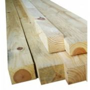 Pontalete Pinus 6,5cmx6,5cmx3,00mts