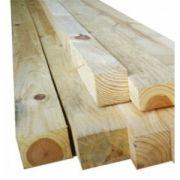 Pontalete Pinus 7,0cmx7,0cm x3,00mts