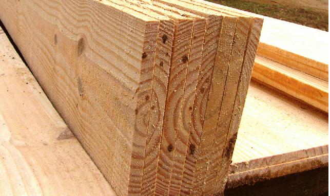 Tabua Pinus 15cms  - Madeireira Ribeirão Preto
