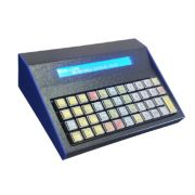 Microterminal modelo MTP-43 - estacionamento-bar-mercado-pizzaria......