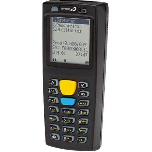 Coletor de dados para inventário e retaguarda BEMATECH modelo DC2200  - Loja Campinas WCOM Soluções
