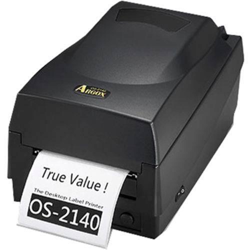 Impressora de Etiquetas Térmica modelo OS-214 Plus 203 dpi Argox  - Loja Campinas WCOM Soluções
