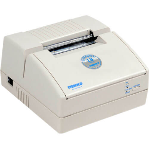 Impressora Matricial DIEBOLD IM113 interface paralela LPT1  - Loja Campinas WCOM Soluções